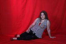 9x12 ft Red Studio Muslin Backdrop