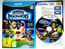 Skylanders Imaginators Nintendo Wii U Game Only