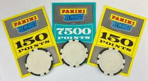 7,800 UNUSED PANINI REWARDS POINTS