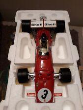 Exoto 1:18 - F1 Ferrari 312 B Jacky Ickx con pilota
