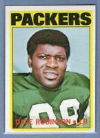 1972 Topps #116 Dave Robinson (HOF)(3) EX-MT  GO79