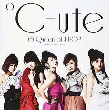 C-ute Cute 8 Queen of J-POP First Limited Edition Type A CD DVD Japan EPCE-5986