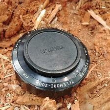 Komura Telemore-Zoom Penta 2X 3X 664975 Sankyo Kohki Camera Lens Vintage Rare