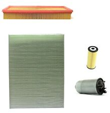Engine Oil Air Paper Cabin Fuel Filter Kit ACDelco PRO for VW Golf Jetta 1.9L L4