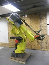 Fanuc Robot S 420 I W A05b 1313 B503 F 34487 Robotic Arm With Welding Attachment