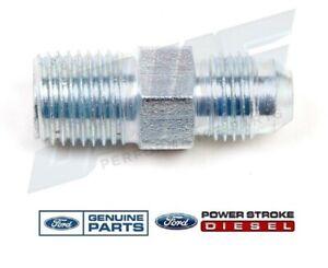 6.0L Powerstroke Diesel OEM Genuine Ford Exhaust Back Pressure EBP Tube Fitting