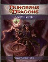 Dungeons dragons dd 5e 5th edition core rulebook players arcane power a 4th edition dd supplement by bonner logan bernstein eytan fandeluxe Image collections