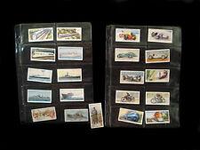 TOBACCO CARDS ~ WILL'S CIGARETTES GREAT BRITAIN IRELAND BRISTOL LONDON