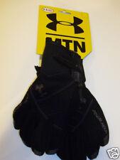NWT Womens Under Armour Black Winter Jonesy II Gloves NEW  XL MTN