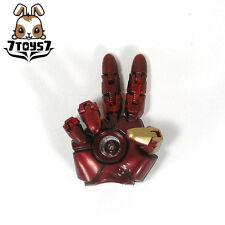 Hot Toys 1/6 Iron Man 3 - Tony Stark The Mechanic_Armed Hand #4_Mk 42 Now HT144C