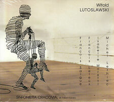 WITOLD LUTOSLAWSKI / SINFONIETTA CRACOVIA Robert Kabara GRAVE @NEW CD, Digipak@