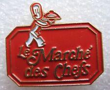 Pin's Le Marché des Chefs petit cuistot #293