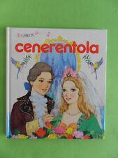 CENERENTOLA. LIBRI MAGICI CARILLON. SONORO. FABBRI 1985