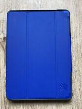 """STM Dux iPad 9.7"""" Case 5/6th Gen 24.6 cm Folio Blue STM-222-155JW-25"""