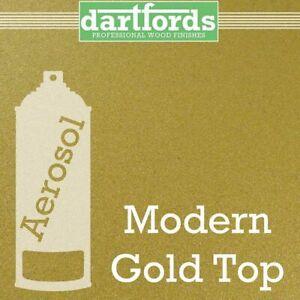 Nitrocellulose Lack Spray / Nitro Lack / Nitrolack Modern Gold Top 400ml