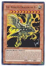 YUGIOH • Drago Alato di Ra Winged Dragon of • Divinita'