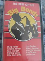 The Best Of The Big Bands Cassette