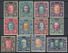 LITHUANIA 1922 RECOGNITION BY LEAGUE OF NATIONS MINT SET (x12) (ID:475/D57371)