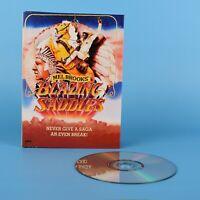 Blazing Saddles DVD - Mel Brooks - GUARANTEED