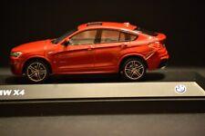 BMW X4 F26 2014 Herpa Dealer Edition diecast 1/43 scale