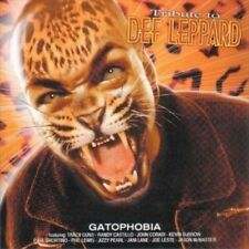 GATOPHOBIA: A TRIBUTE TO DEF LEPPARD NEW CD