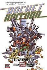 ROCKET RACCOON VOLUME 2: STORYTAILER By Skottie Young BRAND NEW Hardback