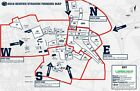 Penn State vs Illinois Football RESERVED Parking Pass LOT #41