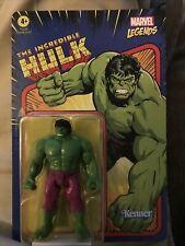 Marvel Legends Retro 375 Collection Unpunched INCREDIBLE HULK 3.75 in Figure