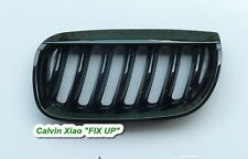 GLOSS BLACK FRONT KIDNEY GRILLE BMW X3/E83 X SERIES 2004-2006