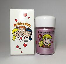 BNIB LE MAC *Archie Girls Betty Pigment- Cheers My Dear!* Pink Lavender AUTH 4.5