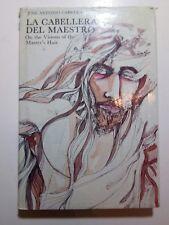 La Cabellera del Maestro de Jose A Cabrera Puerto Rico 1987 Bilingual Edition