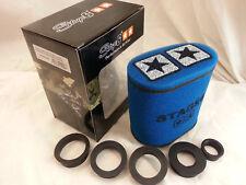 filtro aria carburatore scooter moto minimoto stage 6 ovale d.28-35-42-45-49-55