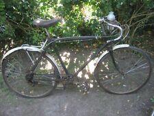 More details for vintage raleigh racing track bike 1930's brook saddle