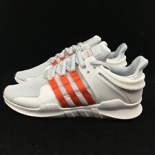 Adidas EQT Equipment Support ADV White Gray Bold Orange White BY9581