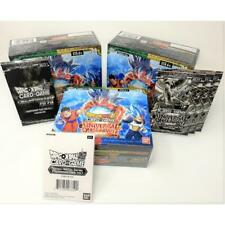 Bundle 3x Dragon Ball Super DBS9 Universal Onslaught Box Italian + Buste Promo