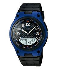 Casio BLUE watch vintage collezione analogic&digital orologio telenemo montre