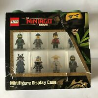 LEGO Ninjago Movie Lego Minifigure Display Case 4065 (OPENED NEVER USED)