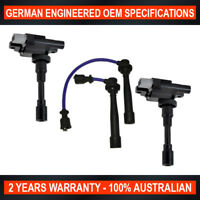 Ignition Coil & Lead Kit for Holden Cruze YG 1.5L M15A