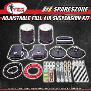 Airbag Man Full Air Bag Suspension Kit Rear for NISSAN PATROL GQ Y60 GU Y61 K260