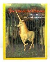 Otfried Preussler / Gennady Spirin - Tale of the Unicorn - 1st 1st HCDJ - Scarce