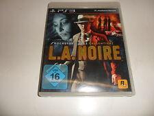 PlayStation 3   L.A. Noire (uncut)