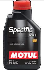 MOTUL SPECIFIC 5W20 948 B FORD 5W-20 OLIO MOTORE SPECIFICO SINTETICO AUTO 1 L