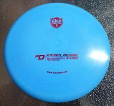 New S-Line Star PD Power Driver Discmania Patent# Innova Champion Disc Golf 170g