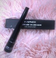 MAC Black liquid eyeliner NIB!! M-A-C FREE FAST SAME DAY SHIPPING!!
