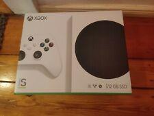 Neu Xbox Series S - 512GB ÖVP mit Rechnung vom Kauf Konsole digital