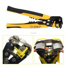 Automatic Cable Wire Stripper Tool Electrical Crimper Stripping Cutter Pliers