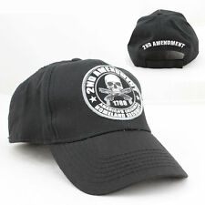 Biker Security 1789 Pump Gun Skull Totenkopf Basecap Mütze Trucker Baseball Cap