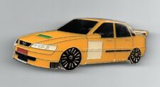 Opel Astra Motorsport Pin DTM Sport Auto Badge Badge 6 cm x 2,50 cm