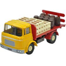 1:43 Atlas Dinky toys 588 GAK BERLIET Camion Plateau Brasseur Diecast car model
