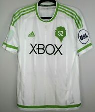 Adidas Seattle Sounders S2 USL Game Used Soccer Jersey Size M #44 John Magnus